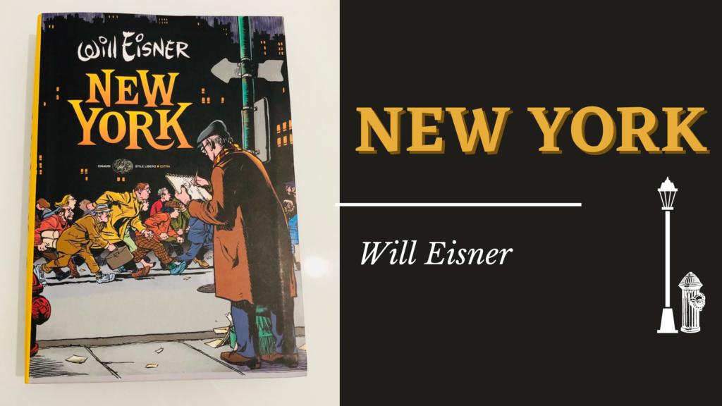 New York by Will Eisner