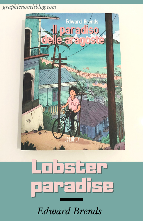 Lobster Paradise book