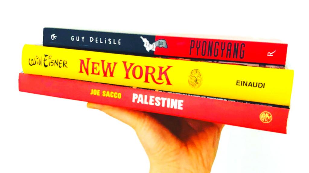 What graphic novels should I read?